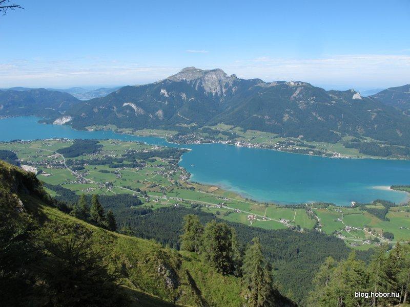 Wolfgangsee - Bleckwand