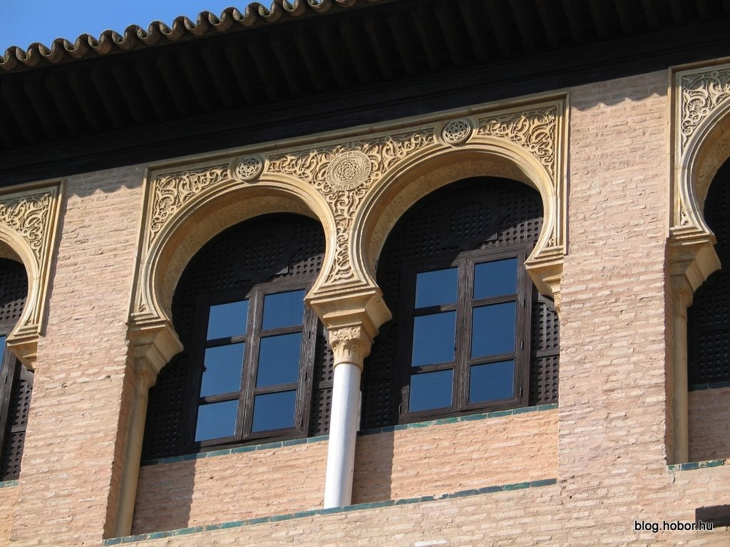 Alcázar, SEVILLE (Spain)