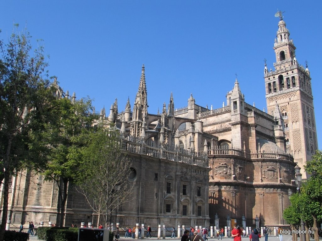 Cathedral, SEVILLE (Spain)