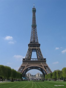 Eiffel Tower, PARIS (France)