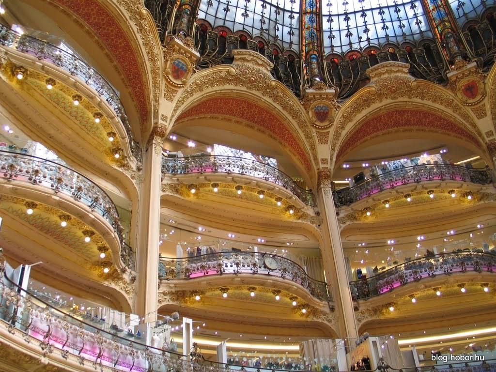 Galeries Lafayette, PARIS (France)