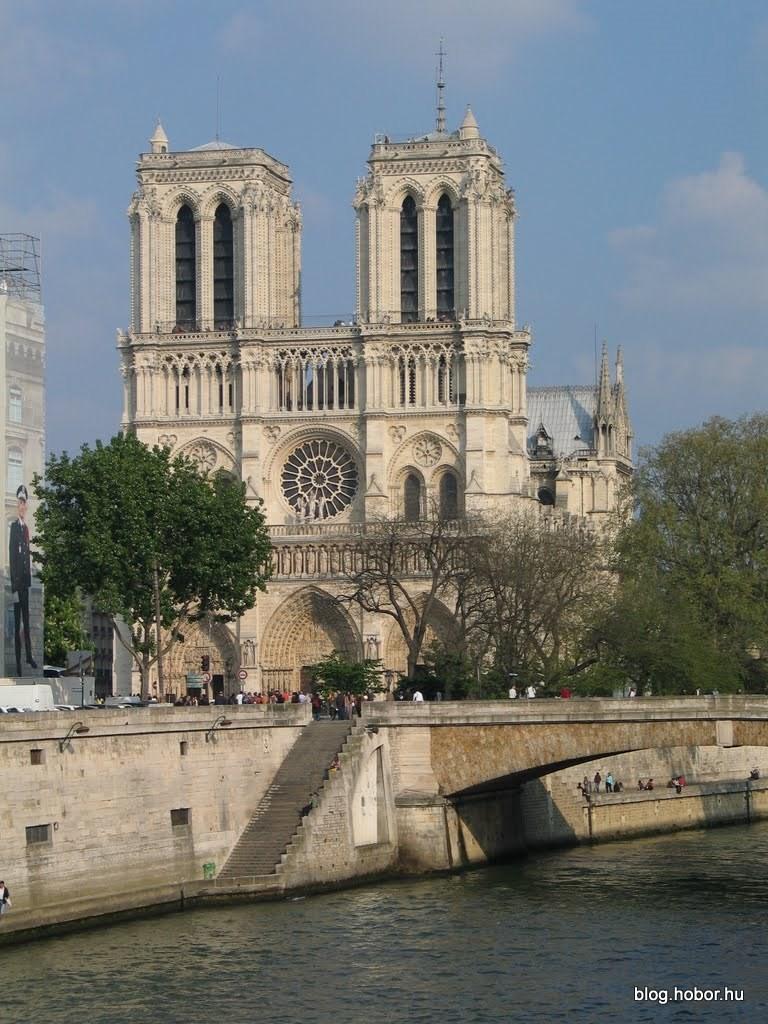 Notre Dame, PARIS (France)