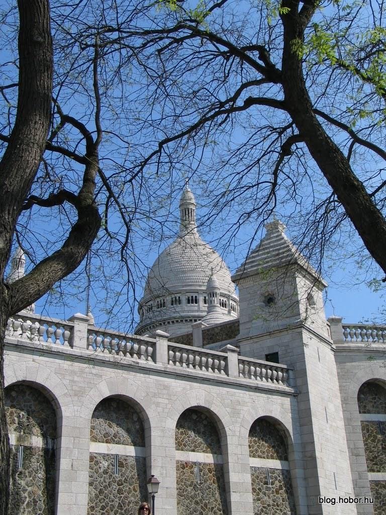 Sacré-Cœur Basilica,PARIS (France)