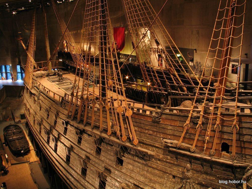 Vasa Museum, STOCKHOLM (Sweden)